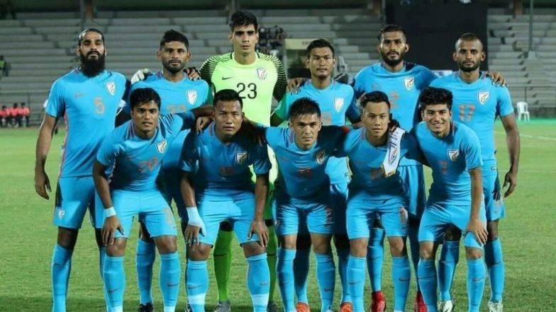 Indian-football-team-Intercontental match - Radio Olive